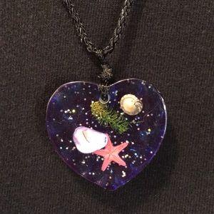Jewelry - Ocean Heart Necklace